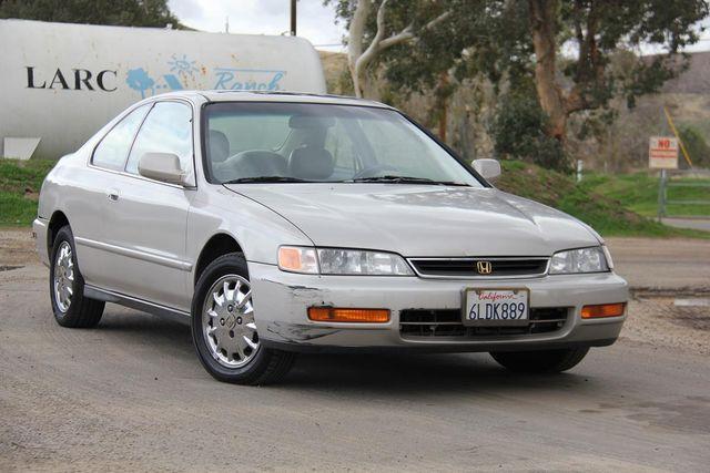 1996 Honda Accord Cpe EX w/Leather Santa Clarita, CA 3