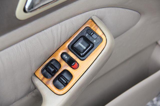 1996 Honda Accord Cpe EX w/Leather Santa Clarita, CA 21