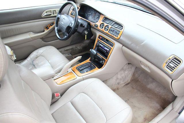 1996 Honda Accord Cpe EX w/Leather Santa Clarita, CA 8