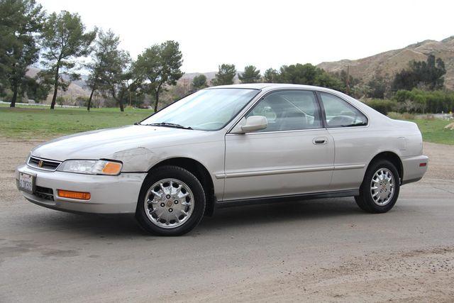 1996 Honda Accord Cpe EX w/Leather Santa Clarita, CA 1