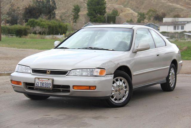 1996 Honda Accord Cpe EX w/Leather Santa Clarita, CA 4
