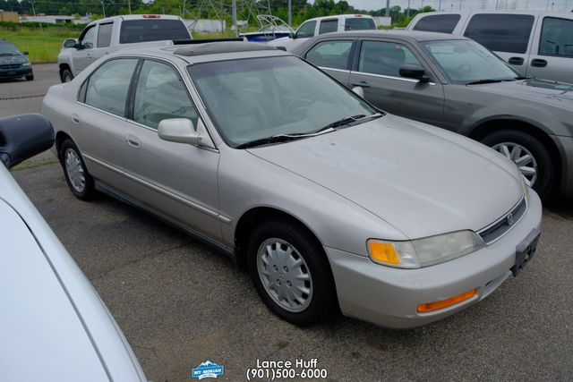 1996 Honda Accord Sdn EX w/Leather