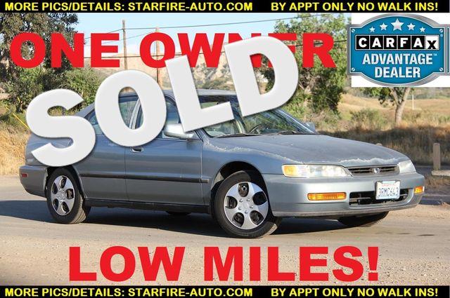 1996 Honda Accord Sdn LX Santa Clarita, CA 0
