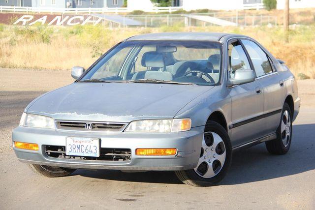 1996 Honda Accord Sdn LX Santa Clarita, CA 4