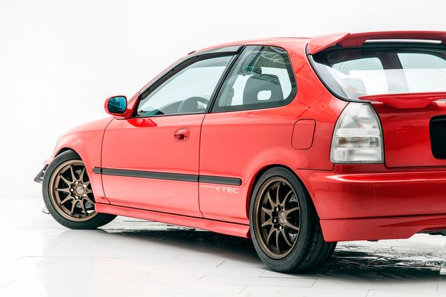 1996 Honda Civic Show Car Over $30k Invested in Carrollton, TX 75006