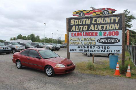1996 Honda Civic HX in Harwood, MD