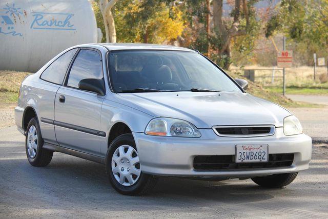 1996 Honda Civic DX Santa Clarita, CA 3