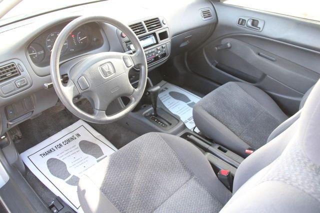 1996 Honda Civic DX Santa Clarita, CA 7