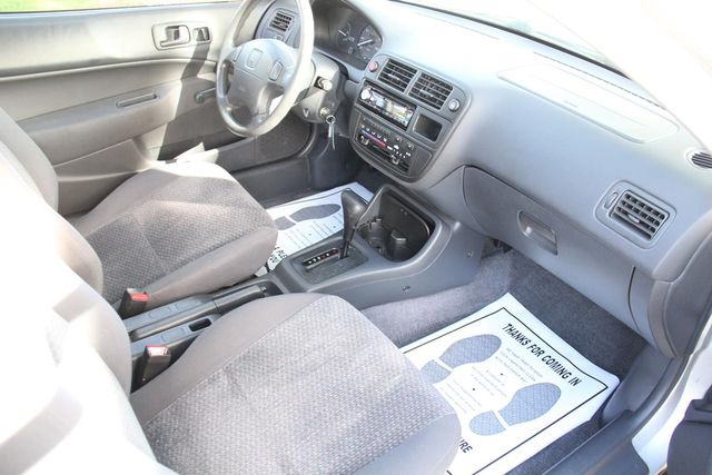 1996 Honda Civic DX Santa Clarita, CA 8