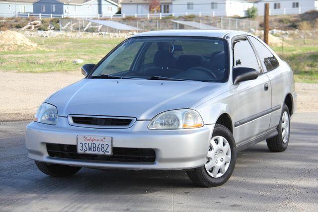 1996 Honda Civic DX Santa Clarita, CA 4