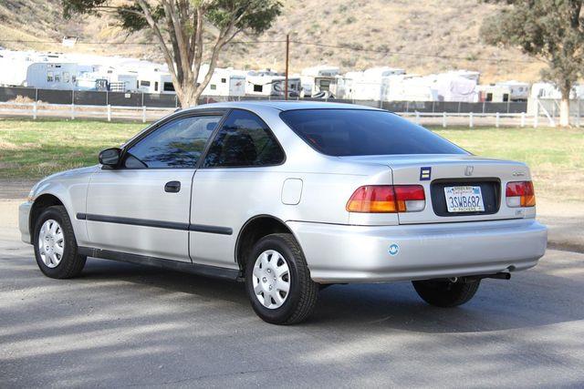 1996 Honda Civic DX Santa Clarita, CA 5