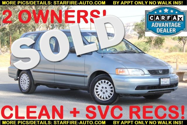 1996 Honda Odyssey LX Santa Clarita, CA
