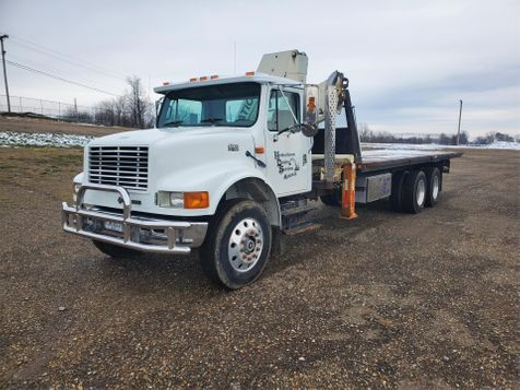 1996 International 4900 Rollback in , Ohio