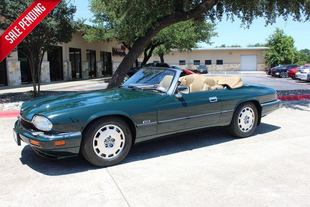 1996 Jaguar XJS Convertible