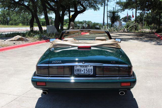 1996 Jaguar XJS Convertible Austin , Texas 11