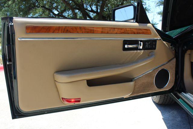 1996 Jaguar XJS Convertible Austin , Texas 12