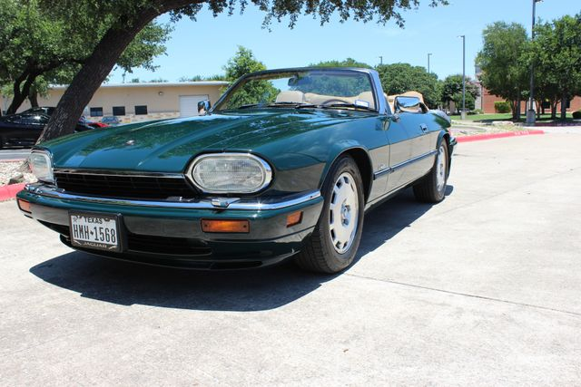 1996 Jaguar XJS Convertible Austin , Texas 2