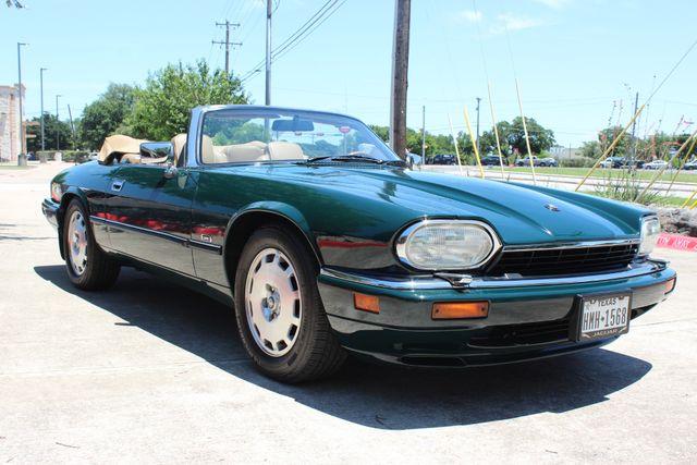 1996 Jaguar XJS Convertible Austin , Texas 6