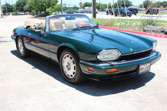 1996 Jaguar XJS Convertible Austin , Texas 7