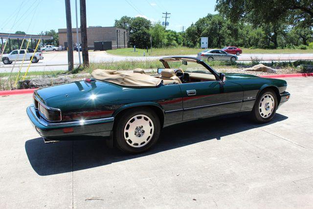 1996 Jaguar XJS Convertible Austin , Texas 9