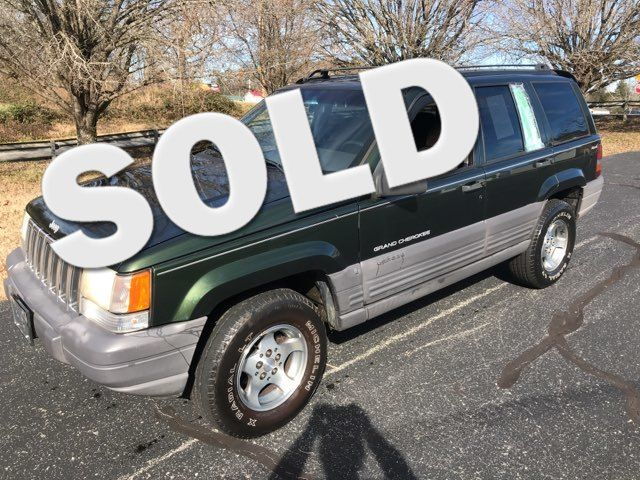 1996 Jeep Grand Cherokee Laredo Knoxville, Tennessee