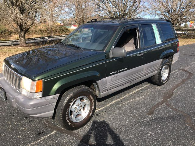 1996 Jeep Grand Cherokee Laredo Knoxville, Tennessee 1