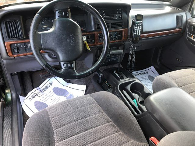 1996 Jeep Grand Cherokee Laredo Knoxville, Tennessee 25