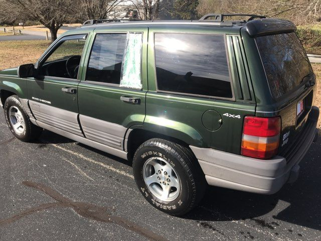 1996 Jeep Grand Cherokee Laredo Knoxville, Tennessee 4