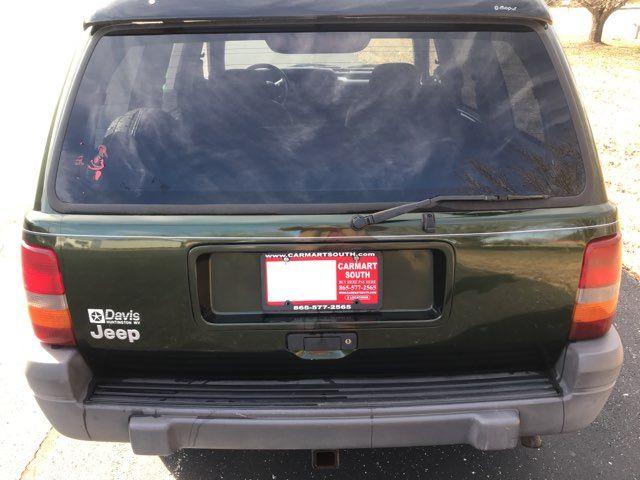 1996 Jeep Grand Cherokee Laredo Knoxville, Tennessee 5