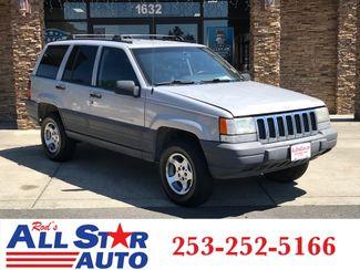 1996 Jeep Grand Cherokee Laredo 4WD in Puyallup Washington, 98371
