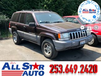 1996 Jeep Grand Cherokee Laredo 4WD in Puyallup Washington, 98371