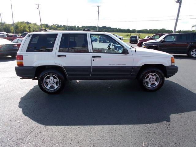 1996 Jeep Grand Cherokee Laredo Shelbyville, TN 10