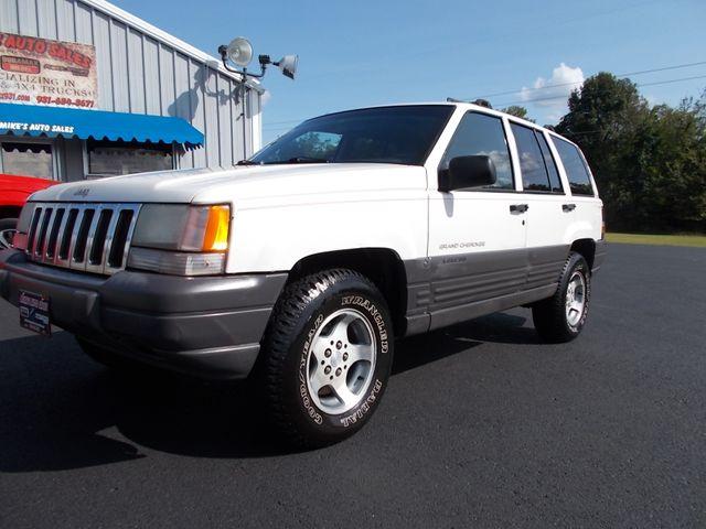 1996 Jeep Grand Cherokee Laredo Shelbyville, TN 5