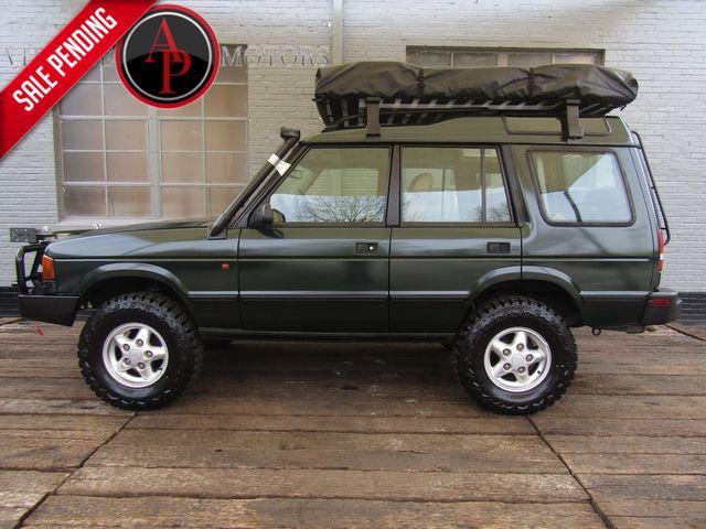 1996 Land Rover Discovery SD V8 AUTO AC
