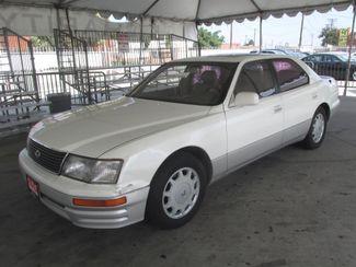 1996 Lexus LS 400 Gardena, California
