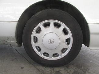 1996 Lexus LS 400 Gardena, California 14