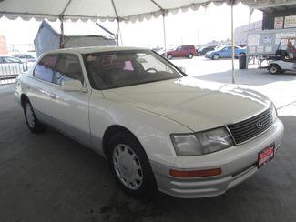 1996 Lexus LS 400 Gardena, California 3