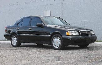 1996 Mercedes-Benz C Class Hollywood, Florida 55