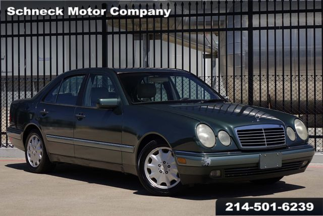 1996 Mercedes-Benz E Class Diesel Diesel