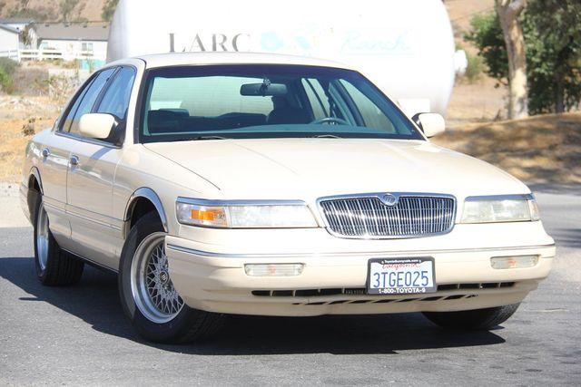 1996 Mercury Grand Marquis LS Santa Clarita, CA 3