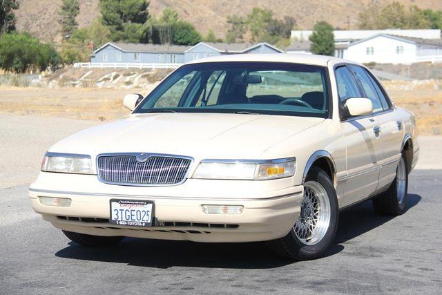 1996 Mercury Grand Marquis LS Santa Clarita, CA 4