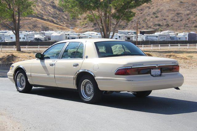 1996 Mercury Grand Marquis LS Santa Clarita, CA 5