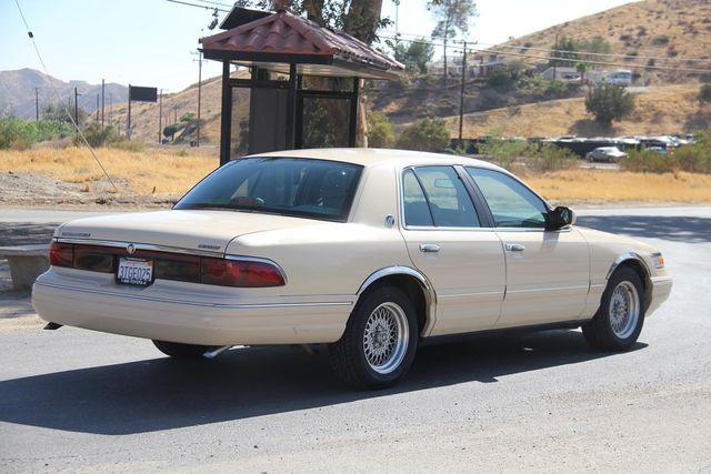 1996 Mercury Grand Marquis LS Santa Clarita, CA 6