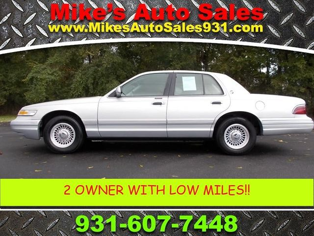 1996 Mercury Grand Marquis LS Shelbyville, TN