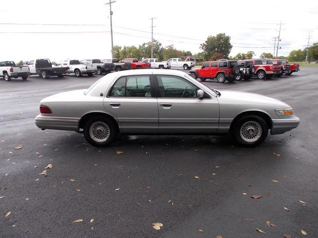1996 Mercury Grand Marquis LS Shelbyville, TN 10