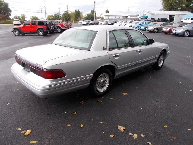 1996 Mercury Grand Marquis LS Shelbyville, TN 12
