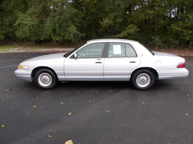 1996 Mercury Grand Marquis LS Shelbyville, TN 2