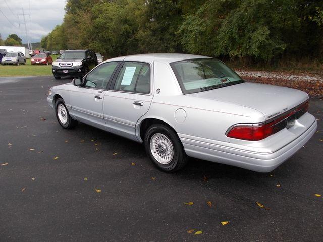 1996 Mercury Grand Marquis LS Shelbyville, TN 4