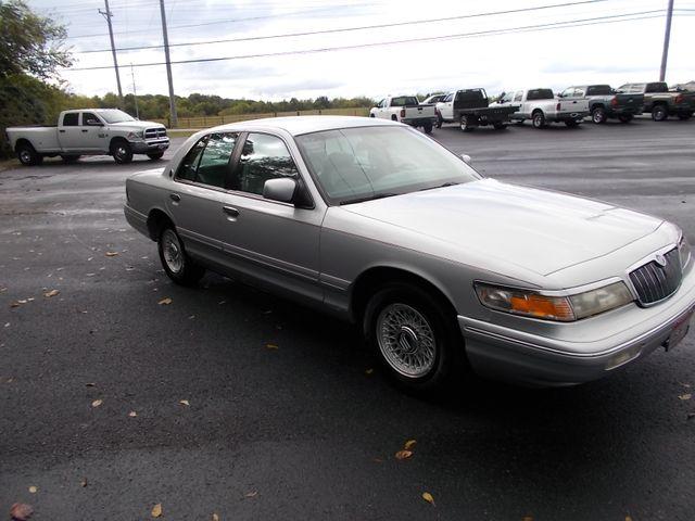 1996 Mercury Grand Marquis LS Shelbyville, TN 9