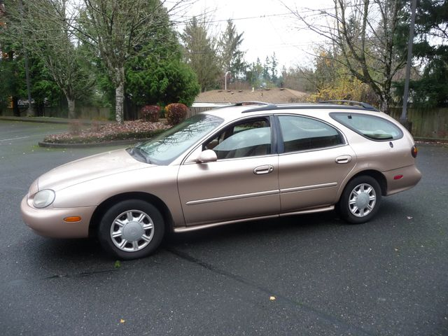 1996 Mercury Sable GS